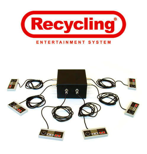 The Recycling Entertainment System